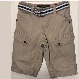 Old Navy Boy's Cargo shorts size 7